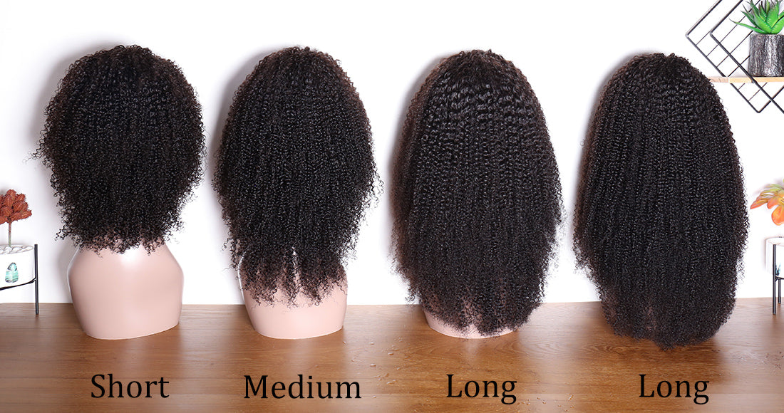 ms hair kinky curly lace front wigs length back show in description