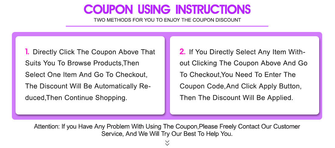 ms hair coupon code using instructions in description