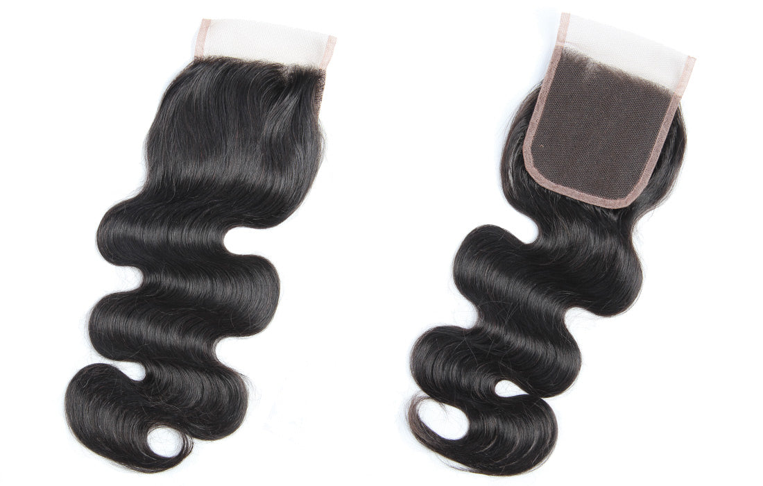 modern show remy body wave lace closure free part show in description