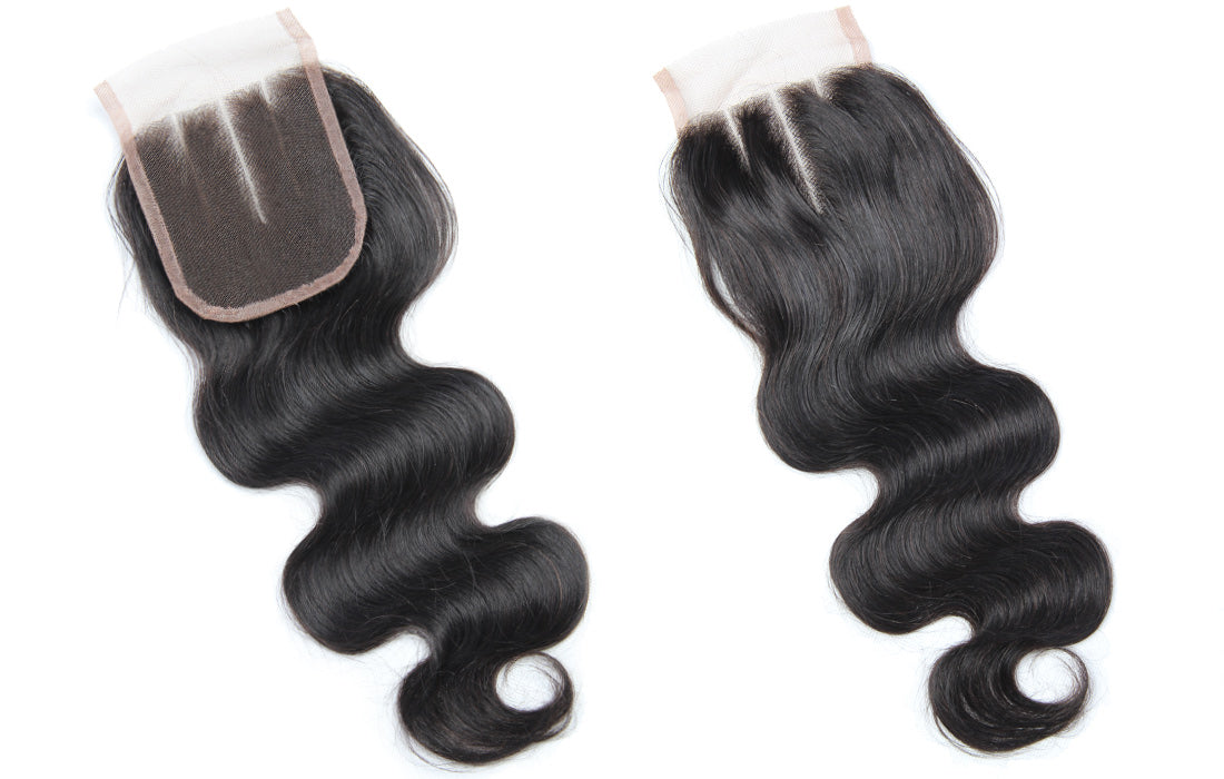 modern show remy body wave lace closure three part show in description