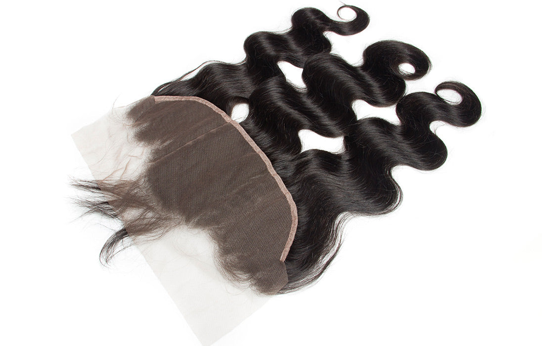 ms remy hair body wave 13x6 lace frontal image lace show in description