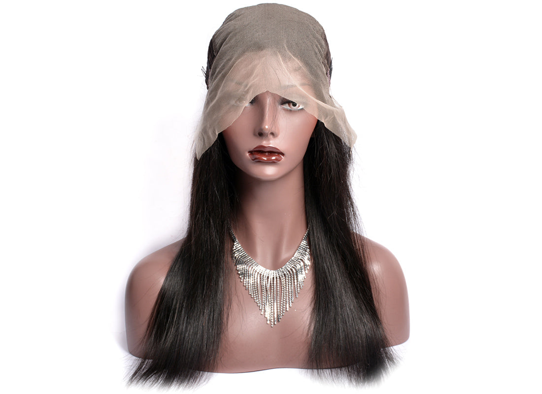 ms remy hair 13x6 transparent lace front wigs straight wigs front cap show in description