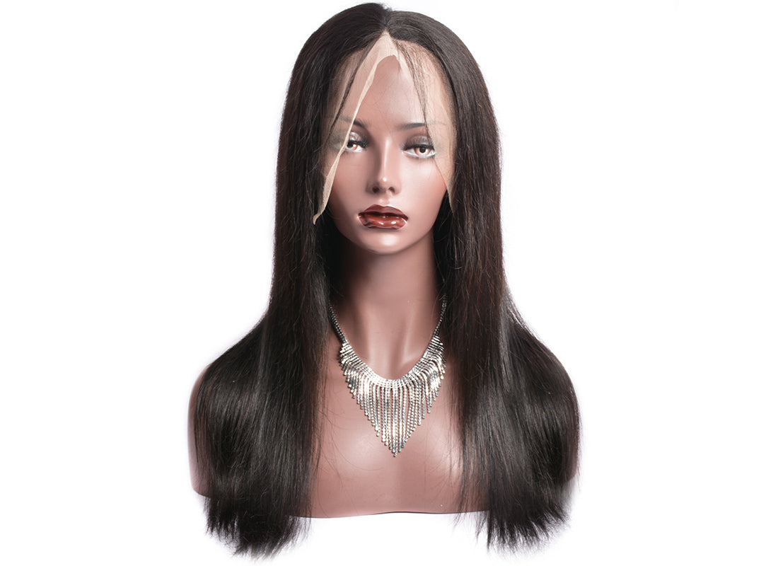 ms remy hair 13x6 transparent lace front wigs straight wigs front show in description