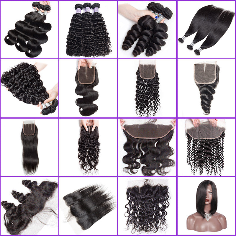 Modern Show Hair Custom Order Wholesales Service-hair images