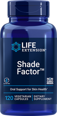 Shade Factor™, 120 vegetarian capsules - HENDRIKS SCIENTIFIC