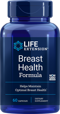 Breast Health Formula - HENDRIKS SCIENTIFIC