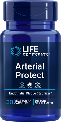 Arterial Protect, 30 vegetarian capsules - HENDRIKS SCIENTIFIC