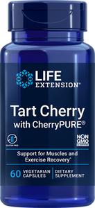 Tart Cherry with CherryPURE®, 60 vegetarian capsules - HENDRIKS SCIENTIFIC