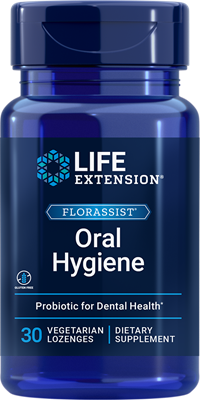 FLORASSIST® Oral Hygiene, 30 vegetarian lozenges - HENDRIKS SCIENTIFIC