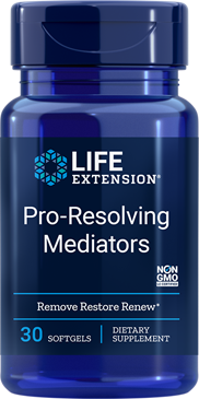Pro-Resolving Mediators - HENDRIKS SCIENTIFIC