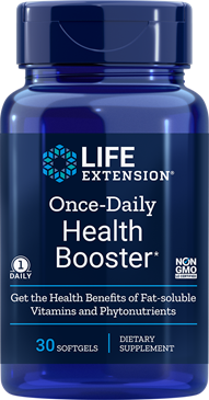 Once-Daily Health Booster*, 30 softgels - HENDRIKS SCIENTIFIC