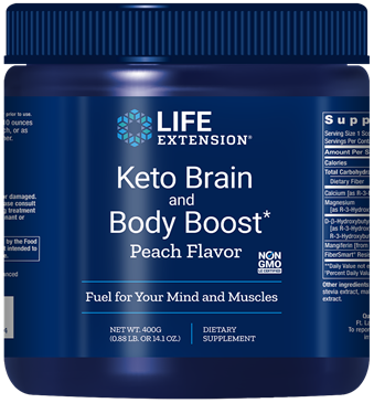 Keto Brain and Body Boost* - HENDRIKS SCIENTIFIC