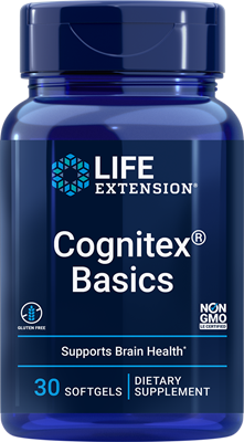 Cognitex® Basics, 30 softgels - HENDRIKS SCIENTIFIC