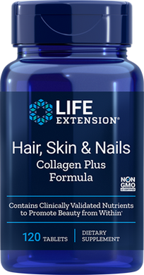 Hair, Skin & Nails Collagen Plus Formula - HENDRIKS SCIENTIFIC