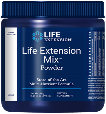 Life Extension Mix™ Powder, 12.70 oz - HENDRIKS SCIENTIFIC