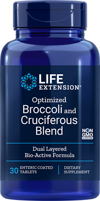 Optimized Broccoli and Cruciferous Blend - HENDRIKS SCIENTIFIC