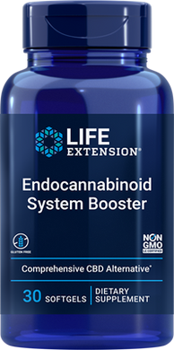 Endocannabinoid System Booster, 30 softgels - HENDRIKS SCIENTIFIC