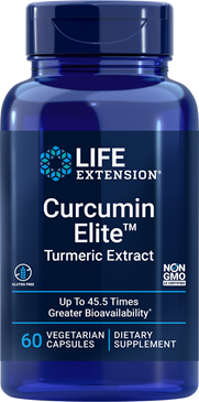 Curcumin Elite™ Turmeric Extract - HENDRIKS SCIENTIFIC