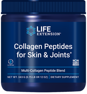 Collagen Peptides for Skin & Joints, 343 grams - HENDRIKS SCIENTIFIC