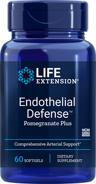 Endothelial Defense™ Pomegranate Plus - HENDRIKS SCIENTIFIC