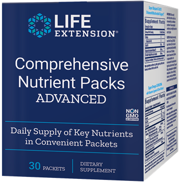 Comprehensive Nutrient Packs Advanced - HENDRIKS SCIENTIFIC