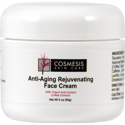 Anti-Aging Rejuvenating Face Cream - 2 oz (60 gm) - HENDRIKS SCIENTIFIC
