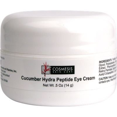 Cucumber Hydra Peptide Eye Cream - 0.5 oz - HENDRIKS SCIENTIFIC