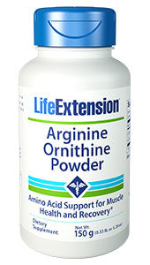 Arginine Ornithine Powder - HENDRIKS SCIENTIFIC