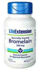 Specially-Coated Bromelain - HENDRIKS SCIENTIFIC