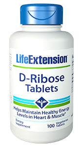 D-Ribose Tablets - HENDRIKS SCIENTIFIC