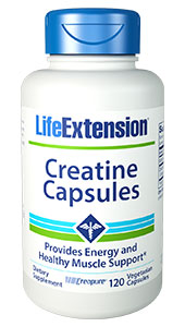 Creatine Capsules - HENDRIKS SCIENTIFIC