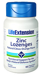 Zinc Lozenges - HENDRIKS SCIENTIFIC