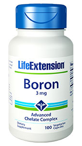 Boron - HENDRIKS SCIENTIFIC