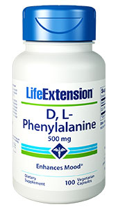 D, L-Phenylalanine Capsules - HENDRIKS SCIENTIFIC