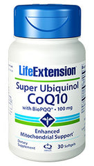 Super Ubiquinol CoQ10 with PQQ - HENDRIKS SCIENTIFIC