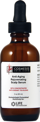 Anti-Aging Rejuvenating Scalp Serum - 2 oz (60 ml) - HENDRIKS SCIENTIFIC