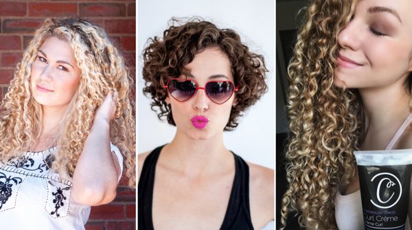 How to keep curly hair from frizzing