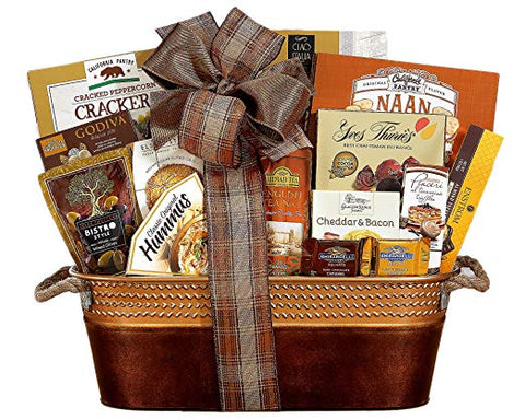 The Grand Gourmet Gift Basket - Hamtown Trading Co.
