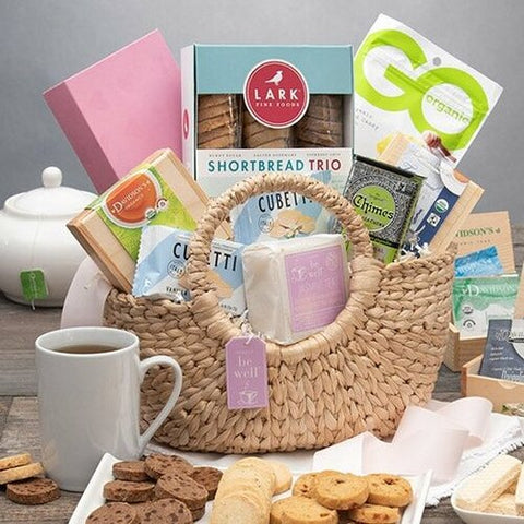 THINKING OF YOU: GOURMET GIFT BASKET - Hamtown Trading Co.