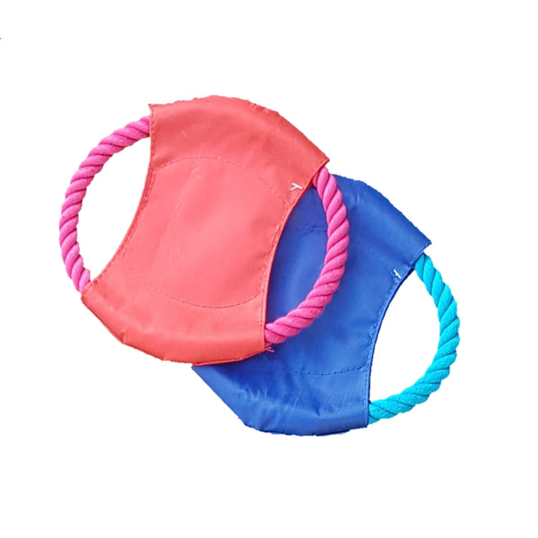 ROPE FRISBEE DOG TOY - Just arrived