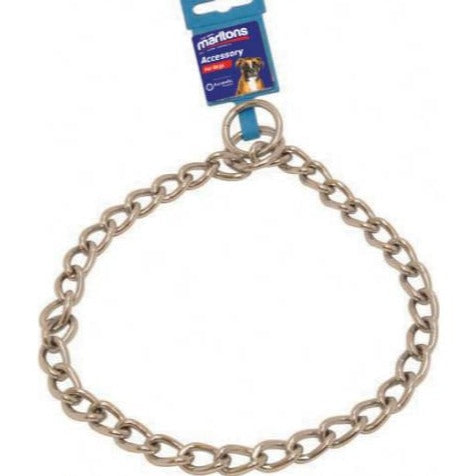 MARLTONS CHOKE CHAIN 22-INCH - ONLINE DEAL ONLY