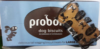 PROBONO BISCUITS SINGLES 80G 24-PACK - ONLINE DEAL ONLY