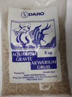 DARO COARSE FISH GRAVEL NATURAL 5KG