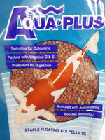 AQUAPLUS KOI PELLETS 2MM 1KG