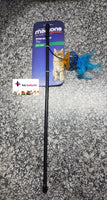 MARLTONS CAT DANGLER BALL AND FEATHER - ONLINE DEAL ONLY