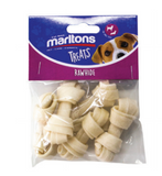 MARLTONS PUPPY RAWHIDE CHEWS 5PCS - ONLINE DEAL ONLY