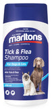 MARLTONS TICK AND FLEA SHAMPOO 250ML - ONLINE DEAL ONLY
