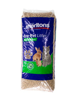 MARLTONS ECO CAT LITTER 15KG