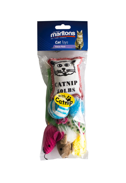 MARLTONS CAT VALUE PACK LARGE - ONLINE DEAL ONLY