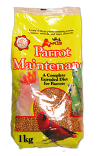 AVI COMPLETE DIET MAINTENANCE PELLETS 1KG